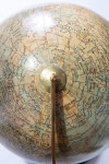 A mid century terrestrial globe