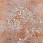 A set of six William de Morgan tiles