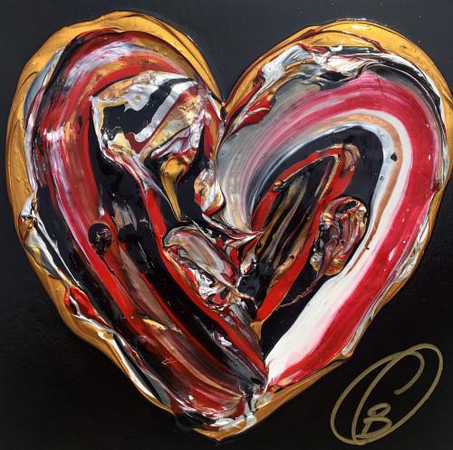 Le Coeur A La Rose
