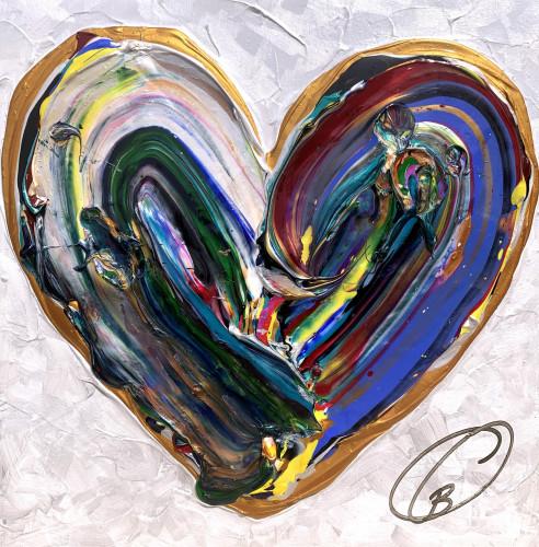Le Coeur A La Plage