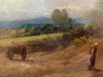 Extensive English Rural Landscape