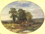 Extensive English landscape