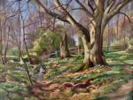 Danish Woodlands