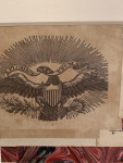 American Flag Collage scenes
