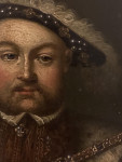 English 19th century portrait of Henry VIII