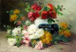 Pair of Flower paintings