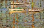 Impressionist Boats