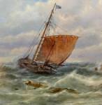Off of the Dutch Coast