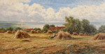 Summer Landscape by the Sea