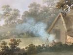 18th century English men out shooting