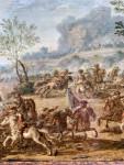 17th or 18th century Dutch Military men in Battle