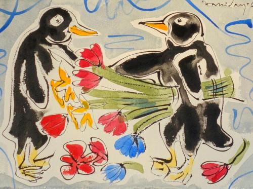 Valentine Penguin 1