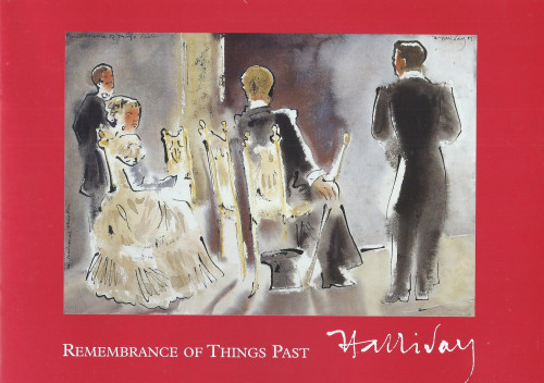 National Theatre, London, Alan Halliday Exhibition: Remembrance of Things Past