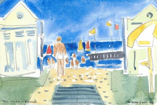 The Lido, Venezia,