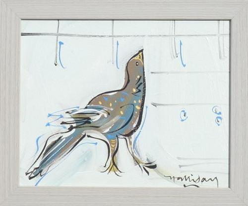 Bird from Villa Poppea.