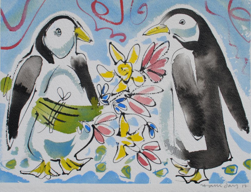 Penguins in Love II
