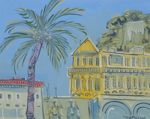 The Matisse Atelier, 1 Place Charles Felix, Nice