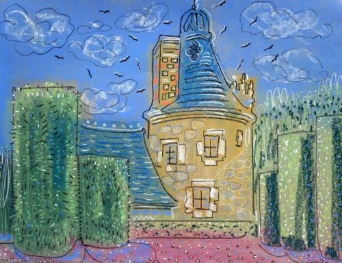 Chateau de Touffou III