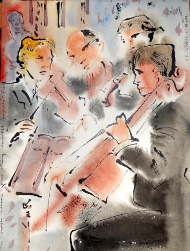 The String Quartet Competition IV