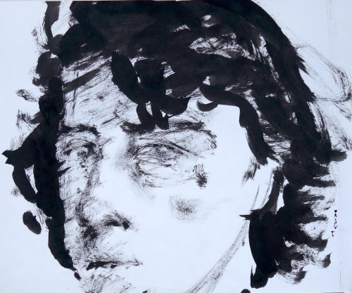 1970, Self-portrait 1970 at The Courtauld Institute