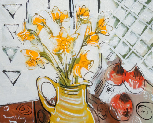 Daffodils and Figs