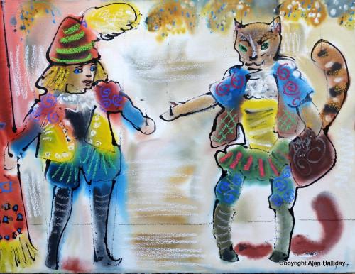 Marionettes I