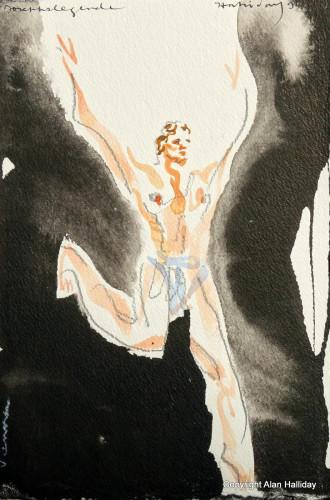 From 'Josephslegende' - John Neumeier 4