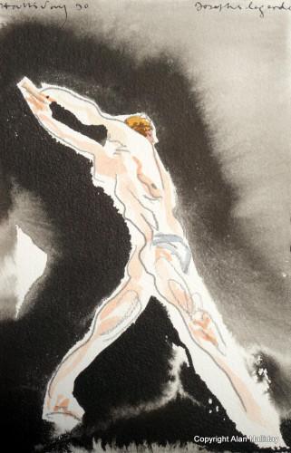 From 'Josephslegende' - John Neumeier 6