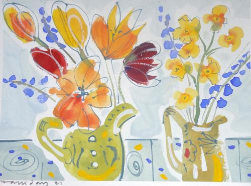 Spring Flowers VII