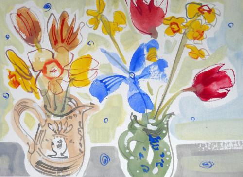 Spring Flowers VI