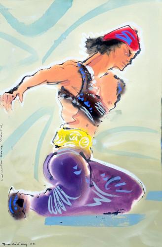 Caracalla Dancer