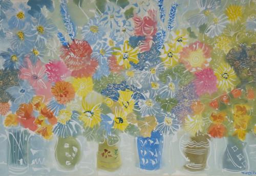 Late Summer Flowers II