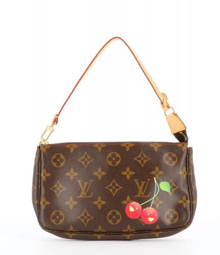 Louis Vuitton 2005 Cherry Pochette Accessoire