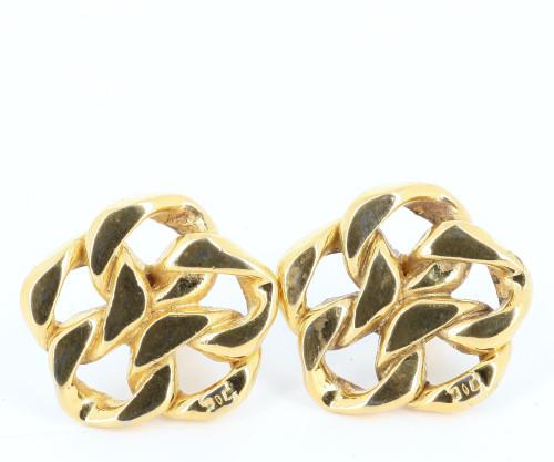 Chanel 1991 Earrings Victoire de Castellane