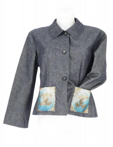 Chanel 2000 Denim Jacket