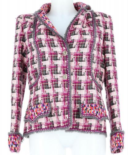 Chanel 2004 tweed jacket