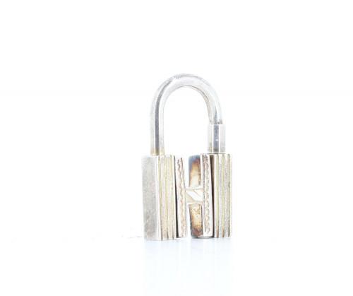 Hermes H touareg lock Charm