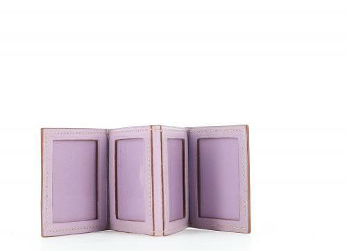 Hermès Purple Photo Frame