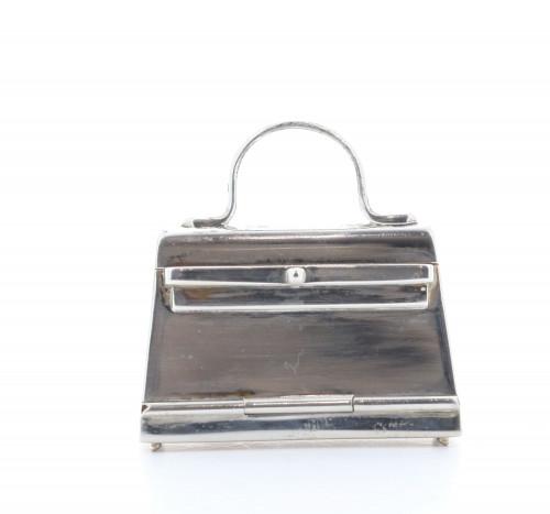Hermes mini Kelly Chain Bag