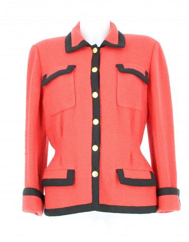 Chanel 2000's woolen jacket