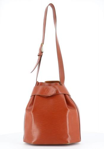 Louis Vuitton Brown Epi Crossbody Bag