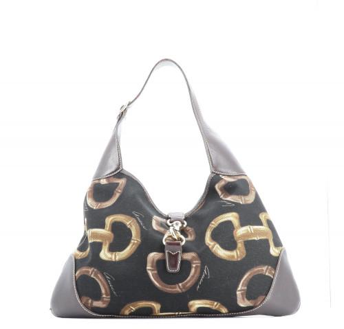 Gucci Jackie Print Bag