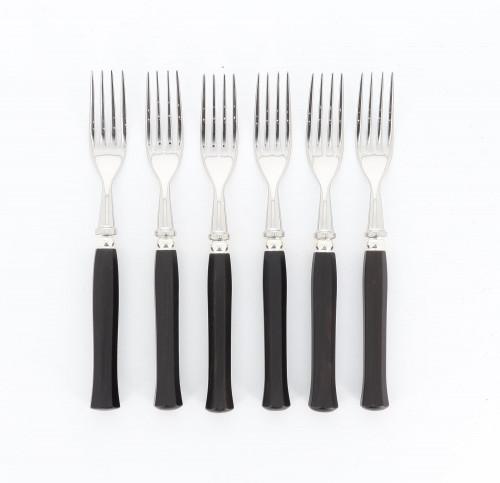 Christian Dior cutlery set