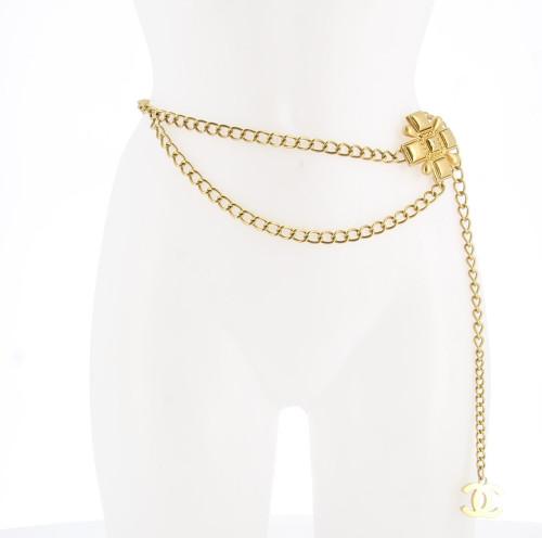 Chanel 2007 Golden Belt