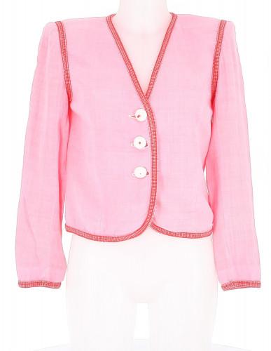 Yves Saint Laurent Light Pink Jacket Size 40