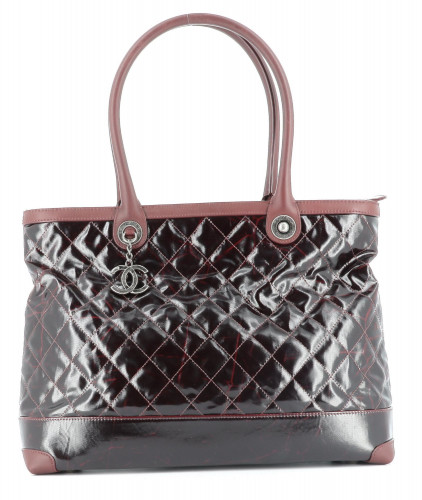 Chanel 2012 Shopper Cabas bag