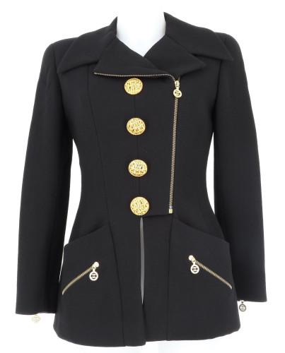 Chanel Black suit