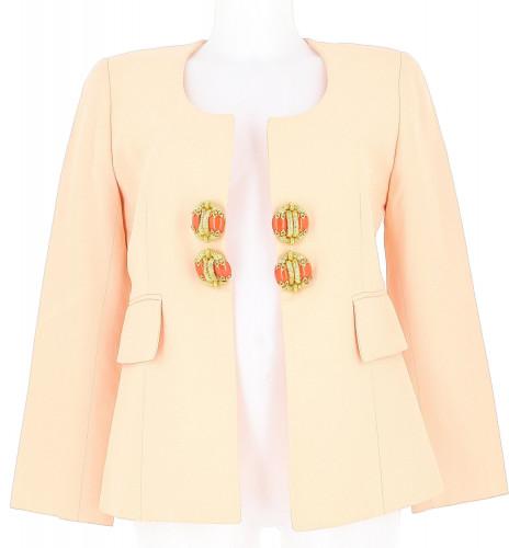 Christian Dior Peach Suit Size 40