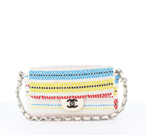 Chanel 2008's Timeless Knit Multicolor
