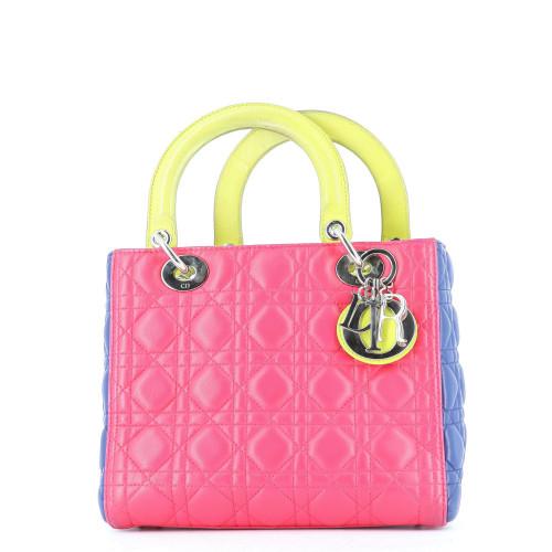 Dior Lady Dior Multicolor